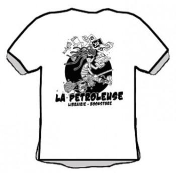 LIBRAIRIE LA PETROLEUSE (2) BLANC & NOIR