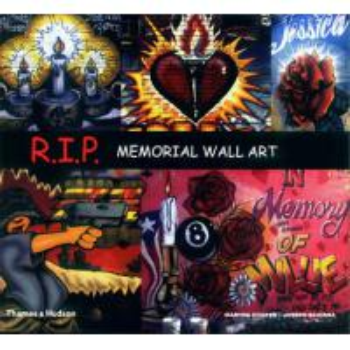 R.I.P. MEMORIAL WALL ART