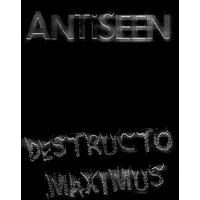 ANTISEEN - DESTRUCTO MAXIMUS
