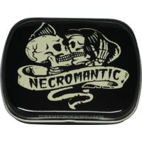 "SMALL METAL BOX VINCE RAY ""NECROMANTIC"""