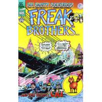 FREAK BROTHERS COMIX N°12