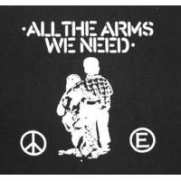 PATCH ALL THE ARMS WE NEED (NOIR)