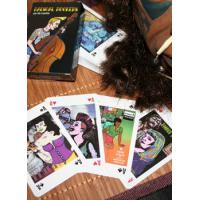 "JEU DE CARTES ""RADICAL ROCKERS"" BB COYOTTE"