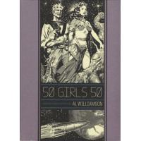 50 GIRLS 50 - AND OTHER STORIES ILLUSTRATED BY AL WILLIAMSON