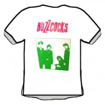 T-SHIRT BUZZCOCKS