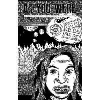 AS YOU WERE VOLUME 4 - A PUNK COMIX ANTHOLOGY