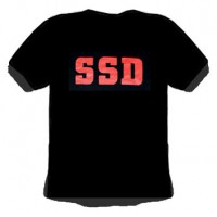 T-SHIRT SSD SOCIETY SYSTEM DECONTROL