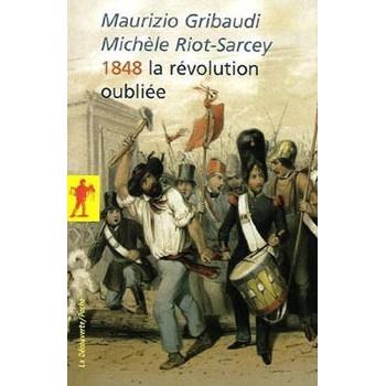 LIVRE 1848 LA REVOLUTION OUBLIÉE