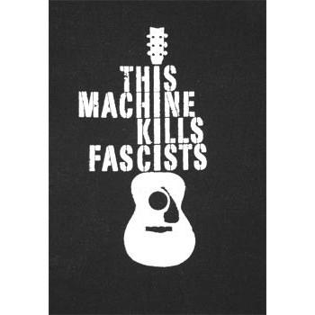 PATCH THIS MACHINE KILLS FASCISTS