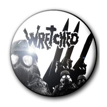 BADGE WRETCHED