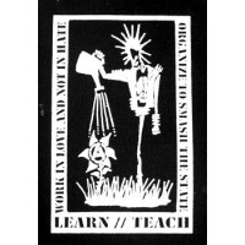 PATCH A-POLITICAL - LEARN / TEACH