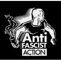PATCH ANTI FASCIST ACTION