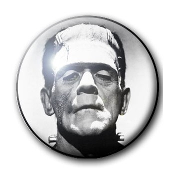 BADGE FRANKENSTEIN