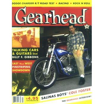 GEARHEAD N°14 SPRING 2006