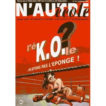 N'AUTRE ECOLE - LOT DE 3 REVUES (20/21/22)