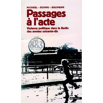 PASSAGE A L'ACTE