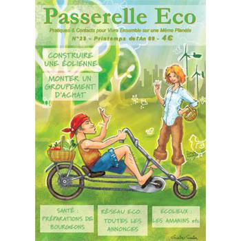 PASSERELLE ECO N°33 PRINTEMPS 2009