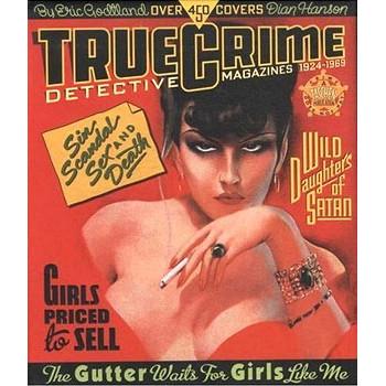 TRUE CRIME DETECTIVE MAG