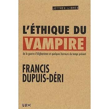 L'ETHIQUE DU VAMPIRE