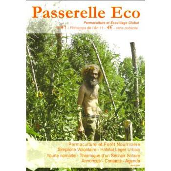 PASSERELLE ECO N°41 PRINTEMPS 2011