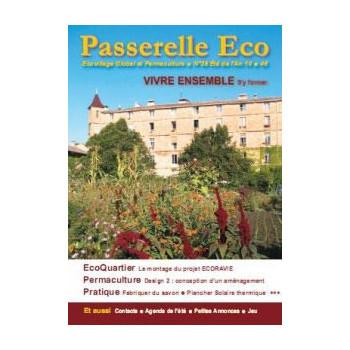 PASSERELLE ECO N°38 ETE 2010
