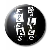BADGE FLEAS AND LICE