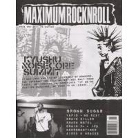MAXIMUM ROCKNROLL N°342 NOV 2011