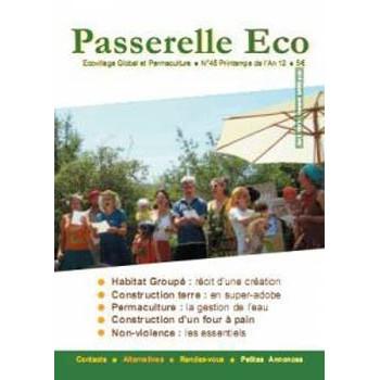 PASSERELLE ECO N°45 PRINTEMPS 2012