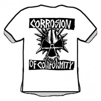 T-SHIRT CORROSION OF CONFORMITY