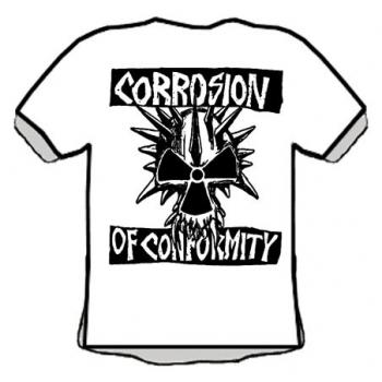 T-SHIRT CORROSION OF CONFORMITY