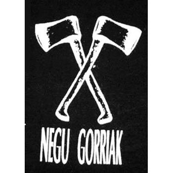 PATCH NEGU GORRIAK