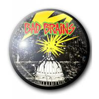 BADGE BAD BRAINS