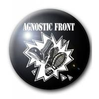 BADGE AGNOSTIC FRONT