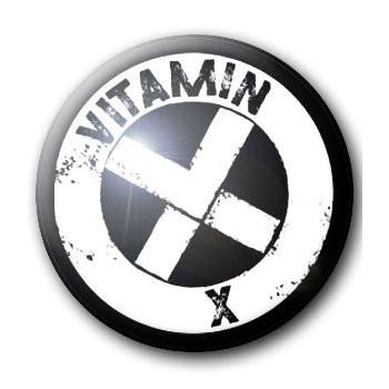 BADGE VITAMIN X