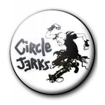 BADGE CIRCLE JERKS