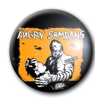 BADGE ANGRY SAMOANS