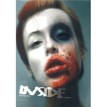 INSIDE ARTZINE N°17 (PRINTEMPS 2014)