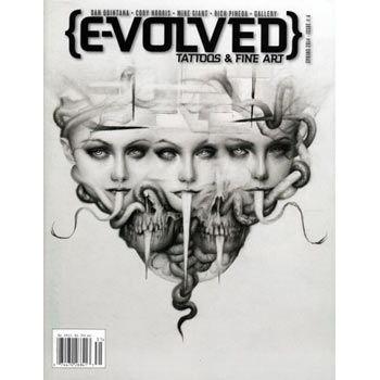 E-VOLVED MAGAZINE N°4 (HIVER 2014)