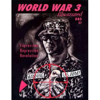 WORLD WAR 3 ILLUSTRATED N°43