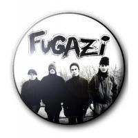 BADGE FUGAZI