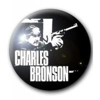 BADGE CHARLES BRONSON