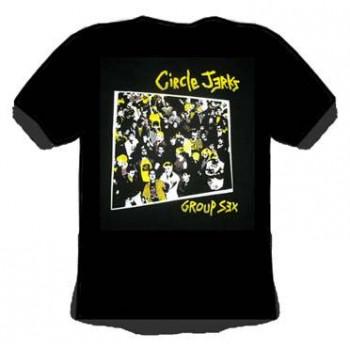 T-SHIRT CIRCLE JERKS