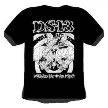 T-SHIRT DS 13 (DEMON SYSTEM 13)