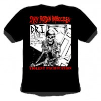 T-SHIRT DIRTY ROTTEN IMBECILES (DRI)