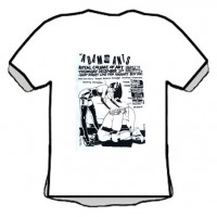 T-SHIRT ADAM AND THE ANTS