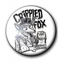 BADGE CRIPPLED FOX