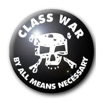 BADGE CLASS WAR