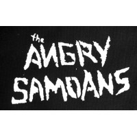PATCH THE ANGRY SAMOANS