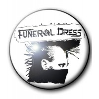 BADGE FUNERAL DRESS