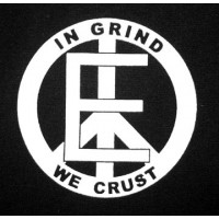 PATCH IN GRIND WE CRUST